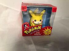 1999 Hasbro Pokemon Electronic Talking Voice Light up Cheeks Pikachu Figure #25