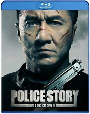 POLICE STORY - LOCKDOWN (Jackie Chan) - Blu Ray - Sealed Region free for UK