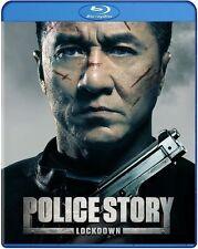 POLICE STORY - LOCKDOWN (Jackie Chan) - Blu Ray - Sealed Region free for UK