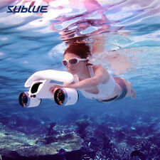 520Wh Sublue Whiteshark Mix Underwater electric Scooter adult safety