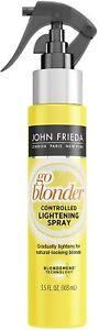 John Frieda Sheer Blonde Go Blonder Lightening Spray, 3.5 Ounce Controlled Hair