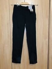 Bnwt Next girls Black school trousers 10 Years