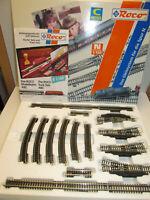 Roco 22016 C Spur N Starterpackung Gleismaterial Schienen Weichen OVP
