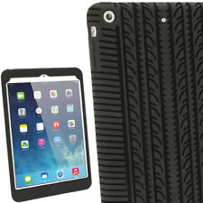 Silicone Tyre Skin Case Cover for Apple iPad Mini 1st 2nd Gen Retina, New Mini 3