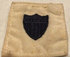 WWII 1939-1945 Era Military Patch Original Embroidered  Stock # 386
