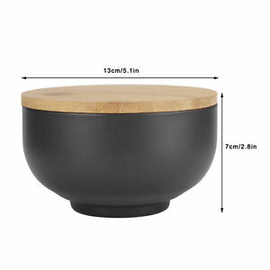 Stainless Steel Double Wall Food Grade Salad Bowl With Lid Kitchenware Household
