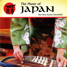 CD- The New Kyoto Ensemble- Music of Japan- 2006 Intersound 6568