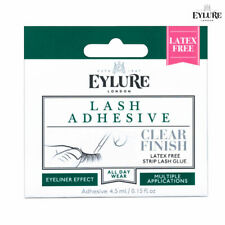 EYLURE CLEAR LASH ADHESIVE LATEX FREE STRIP LASH GLUE 4.5ML