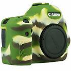 Silicone Cover Protector case For Canon 5D3 6D 5D4 800D 80D 1300D 650D 700D 6D2
