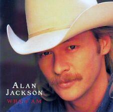 ALAN JACKSON : WHO I AM / CD - TOP-ZUSTAND