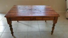 Reclaimed Barnboard Dining /Kitchen table and four chairs
