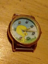 Vintage 1997 Tweety Bird watch, not running 4U2FIX NR J