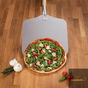 Pelle A Pizza - Spatule Professionnelle Haute Qualité  Aluminium et Bois