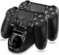 Chargeur PS4   DualShock 4 Station de Charge Support d'Alimentation