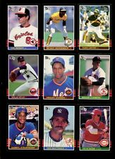 1985 DONRUSS BASEBALL COMPLETE SET MINT *INV4481