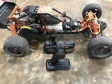 HPI Baja 5B Sand Rail 1/5 Scale Gas Buggy Fulie 26cc 2 Stroke Engine