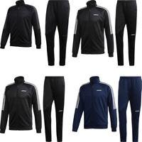 Adidas Mens Tracksuit Bottoms Sereno 19 Football Training Suit Set Top Jacket