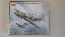 1/144  ( N ) Scale Zvezda  WWII Soviet Lagg-3 Fighter