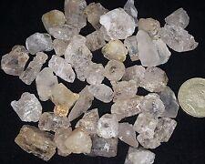 10 rare topaz crystal puissant guérison gem qualité chakra troisième oeil wholesale