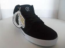 Troop Elyts Scooter Skate Boarding Shoes Sz 12 Black White # 836564072869