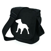 Staffordshire Bull Terrier Bag Dog Walkers Bags Birthday Gift Staffie Bag Staffy