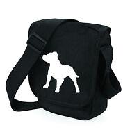 Staffordshire Bull Terrier Dog Bag Reporter Shoulder Bags Birthday Gift Staffie
