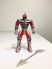 Power Rangers Lord Zedd 6? Figure Evil Space Alien Complete Staff