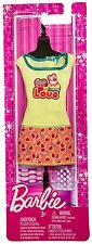 BARBIE FASHION PACK SWEET XO 4U LOVE DRESS  X7842 *Nu*