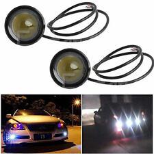 2 X 15W Eagle Eye Lamp LED DRL Fog Daytime Running Car Light Tail Light