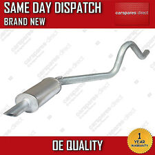 LAND ROVER DISCOVERY 2.5 TDI 89>98 4X4 EXHAUST REAR BACK SILENCER BOX PIPE *NEW*