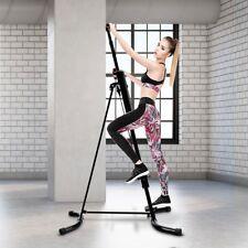 Maxi Climber Vertical Climbing Fitness System Stepper Cardio Machine Equipment