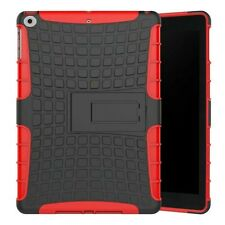 Ibrido Outdoor Cover Custodia Protettiva Rosso per Apple iPad 9.7 2017