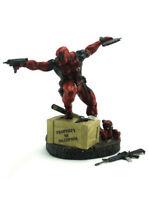 Kotobukiya Deadpool Fine Art Statue Artist Proof Marvel Comics New In Box