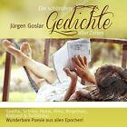 Jürgen Goslar: Un Placer! La Schönsten Gedichte Aller Zeiten (2CDs) Nuevo