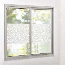 [casa.pro] Film anti-regards verre dépoli feuilles 100 cm x 4 m statique fenêtre