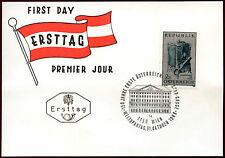 Austria 1969 Savings Bank FDC Card #C36278