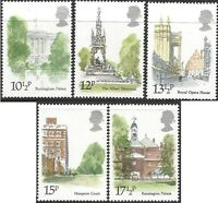 Great Britain 1980 LONDON LANDMARKS Unhinged Mint (5) SG1120-4