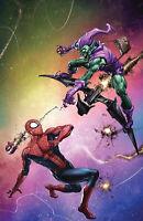 Amazing Spiderman 49 Clayton Crain Rainbow Variant NYCC 2020 Exclusive! NM