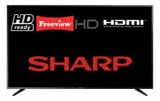 """Sharp LC-32CHG4041K 32"""" LED TV HD Ready With Freeview HD HDMI SCART"""