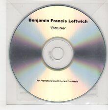 (GO824) Benjamin Francis Leftwich, Pictures - 2011 DJ CD