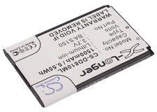 UK Batteria per HTC P3600 35H00077-00M 35h00077-02m 3.7 V ROHS