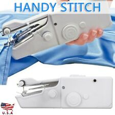 Mini Portable Smart Electric Tailor Stitch Hand-held Sewing Machine Tool Kit Set