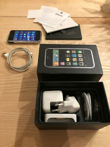 Apple iPhone 1st Generation 2G 8GB A1203 Rare Collectors Incl.Box & Accessories