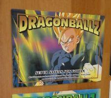 DRAGON BALL Z GT DBZ TRADING COLLECTION MEMORIAL PHOTO CARD CARTE 35 JAP 1995 **
