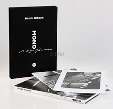 """""""MONO"""" BY RALPH GIBSON LIMITED EDITION OF 100 ONLY // WITH SIGNED PRINT INCLUDED"""