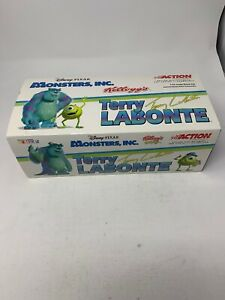 TERRY LABONTE 2001 MONSTERS INC MONTE CARLO 1/24 ACTION NASCAR DIECAST Limited