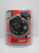 New - Rio Volt SP250 Portable MP3-CD Player with FM Tuner - Factory Sealed
