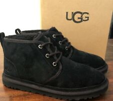 UGG NEUMEL 1094269 WOMAN'S  BLACK SIZE 9 BOOTS NEW* 100% AUTHENTIC & BOX