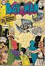 Batman Comic Book #116, DC Comics 1958 GOOD+