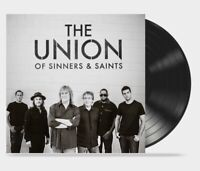 UNION OF SINNERS & SAINTS (VINYL) MEMBERS OF PETRA & WHITEHEART 🔥CHRISTIAN ROCK